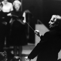 13. Januar 1974 in der Philharmonie Berlin