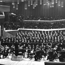 Philharmonie Berlin - 14. Dezember 1968