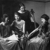 Das Bentz-Quartett, 1926