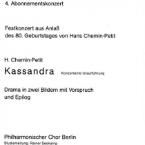 Oper KASSANDRA