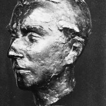 Büste von Gustav Seitz